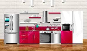 appareils de cuisine cuisine et maison appareils vector illustration design appareils