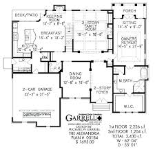 main floor master house plans 3 master bedroom floor plans terrific house plans with two master