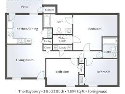 in suite plans bedroom flat plan floor building simple master plans modern house