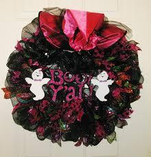 cute ghost wreaths halloween wikii
