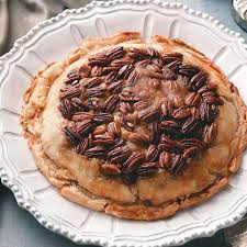 apple pecan pie recipe taste of home