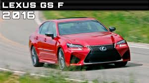 lexus gs 450h specs 2016 lexus gs f review rendered price specs release date youtube