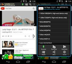 tubemate apk play tubemate downloader your best downloader