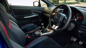 subaru impreza 2017 interior newmotoring the wrx sti feels with you wherever you go