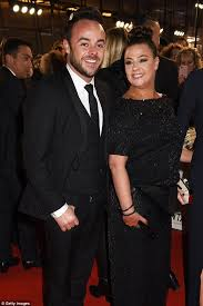 carriã re mariage ant mcpartlin s hints at as she re tweets