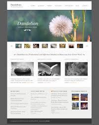 wordpress layout how to dandelion powerful elegant wordpress theme by pexeto themeforest