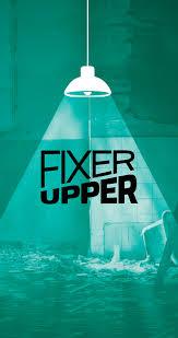 fixer upper logo fixer upper