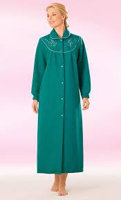 robe de chambre en courtelle robe chambre brodée salicorne afibel