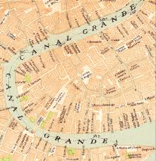 Map Venice Italy by Papergreat Detail Shots From An Old Map Of Venice Italy