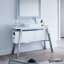 cape cod console vanity cabinet by duravit just bathroomware
