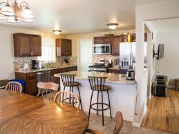 Brand New Kitchen Designs Brand New Kitchen And Room For The Whole Fa Vrbo
