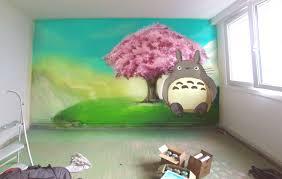 peinture mur chambre bebe charmant fresque chambre fille avec peinture murale chambre fille