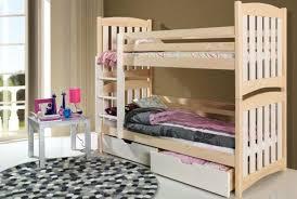 chambre enfant bois massif lit superpose princesse lit enfant superposac sacparable en bois