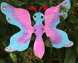 butterfly with moving wings craft u0027n u0027 home