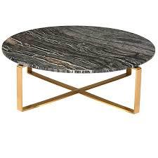 west elm marble coffee table modern marble coffee table black brushed gold marble coffee table
