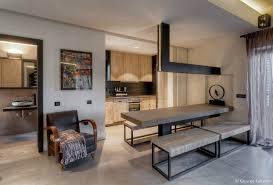 Mountain Home Interior Design  Sensationally Rustic Kitchens In - Mountain home interior design
