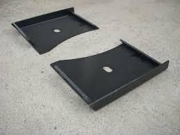 bobcat kubota quick attach attachment skid steer weld mount