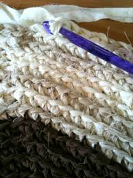 Coil Rug Learn How To Crochet A Round Rag Rug U2013 Look At What I Made