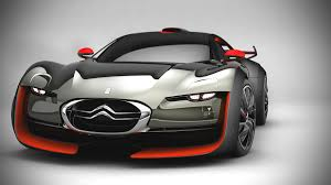 citroen supercar citroen survolt concept car 2010 on behance
