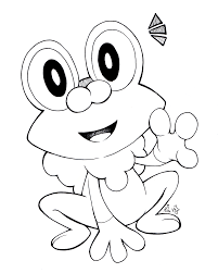 pokemon coloring pages froakie coloring page blog