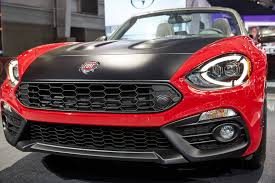 2017 fiat 124 spider abarth 2017 fiat 124 spider abarth grille images car images