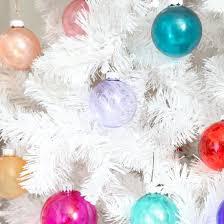 faux blown glass ornaments craftgawker
