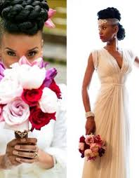 wedding hairstyles for natural african american hair hollywood