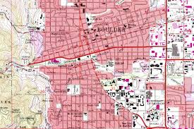 Cu Campus Map Home Envd 3003 Site Planning Palmer Research Guides At