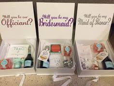 bridesmaids boxes diy bridesmaid box using items from hobby lobby