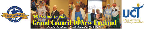 grand council of new england uct