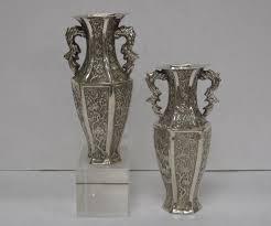 bulk silver vases buccellati monumental silver vase from classicsilver on ruby lane