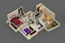 2bhk House Design Plans Tgs Milan By Tgs Constructions 2 3 Bhk Apartments In Kumbalugudu