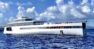 Steve Jobs Home Interior Steve Jobs U0027 U0027iyacht U0027 Revealed In New Pics