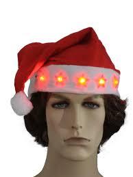 ugly christmas light up santa hat 90s light up star christmas