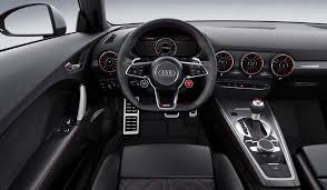 audi tt rs manual should the audi tt rs be available with a manual