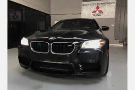 bmw of oakland used bmw m5 for sale in oakland ca edmunds