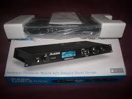 Sample Controller Alesis Sample Rack Drums And Percussion Module Controller As