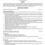Sap Abap Resume Format Resume Template 79 Surprising Examples Of Professional Resumes
