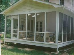 decor screened patio design screened in porch designs
