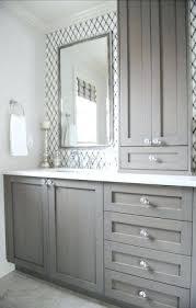 built in bathroom linen cabinets image of bathroom linen storage