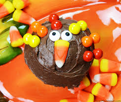 turkey cupcakes a kid friendly thanksgiving dessert