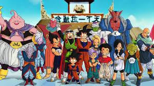 dragon ball z all characters wallpaper full hd u2022 dodskypict