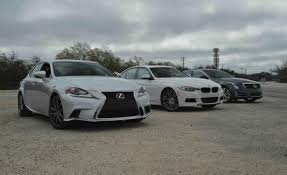 lexus is or bmw 3 2014 lexus is350 vs bmw 335i vs cadillac ats 3 6 comparison
