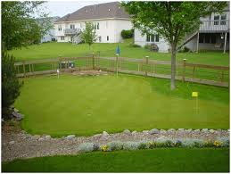 synthetic putting greens tee lines nexgen lawns photo on marvelous