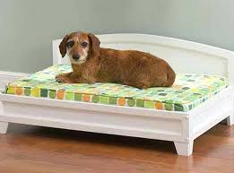 bedside dog bed with steps side table out of pet u2013 ru site