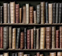 Bookshelf Background Image Bookcase Wallpaper The Green Head