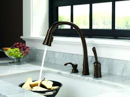 Delta Single Hole Kitchen Faucet by Delta Kitchen Faucet U2013 Wormblaster Net