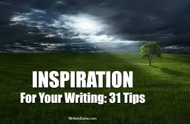 people who write papers for money 31 ways to find inspiration for your writing