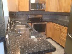 Backsplash Ideas For Blue Pearl Granite American Countertop - Blue pearl granite backsplash ideas