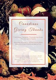 canadian thanksgiving 1 october 2016 iccc